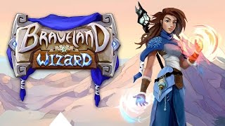 Braveland Wizard Gameplay & Giveaway [PC] [60FPS] [ENDED]