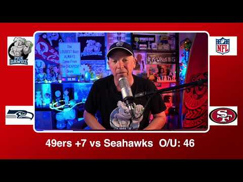 San Francisco 49ers vs Seattle Seahawks 1/3/21 NFL Pick and Prediction Sunday Week 17 NFL