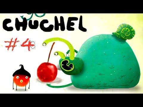 CHUCHEL Чучел игра - ПРОХОЖДЕНИЕ #4. Задания УЛИТКИ или мега злой ПАКМАН