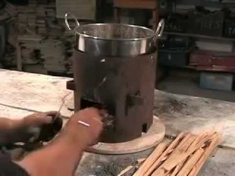 How to build a VITA stove
