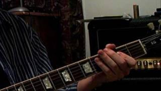 Guitar Lesson: I