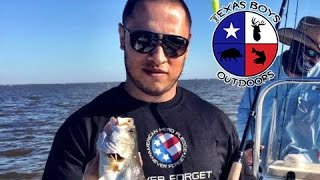 Texas Boys Outdoors - Heroes on the Water - Pursuit Channel