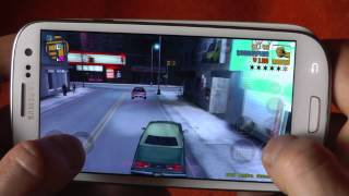 Samsung Galaxy S3 - Game Test