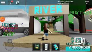 What's behind the waterfall? Roblox
