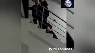 В Новороссийске охранники ТЦ сломали девушке позвоночник.