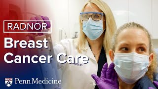 The Abramson Cancer Center at Radnor – Breast Cancer Care