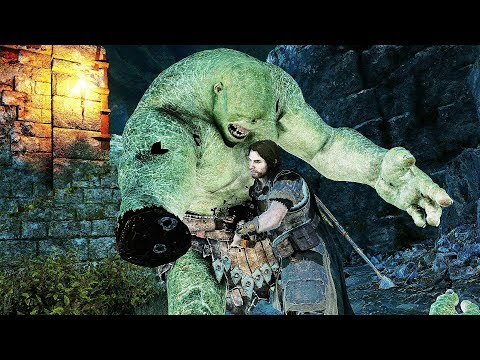 Middle Earth Shadow of War Brutal Action & Stealth Gameplay