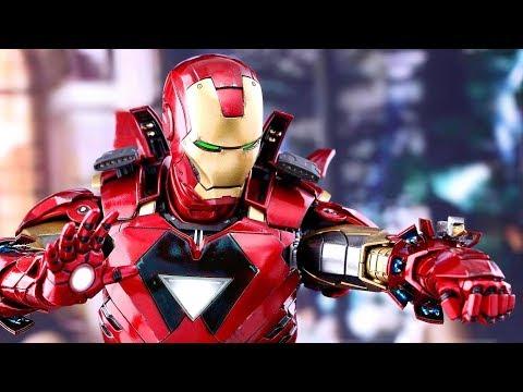 10 Coolest Iron Man Suits That Don't EXIST !