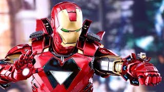 10 Coolest Iron Man Suits That Don't EXIST !