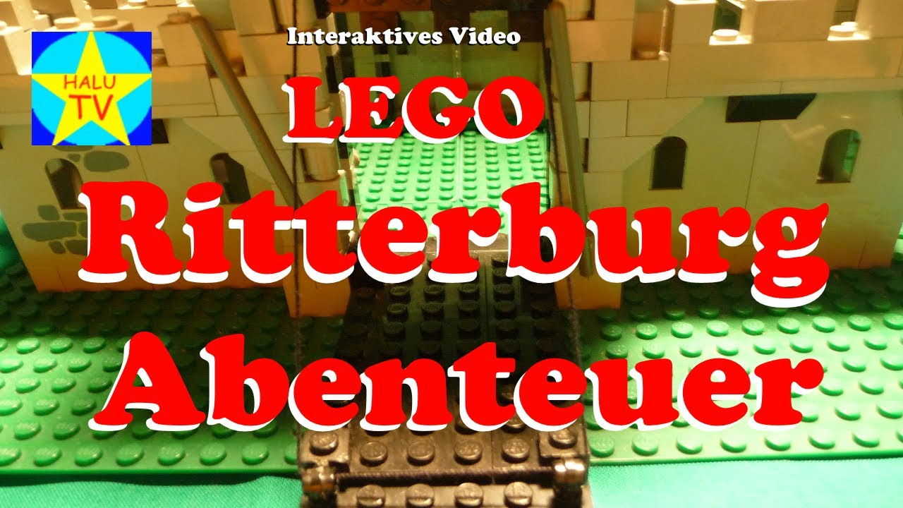 lego ritterburg abenteuer interactive 1 youtube. Black Bedroom Furniture Sets. Home Design Ideas