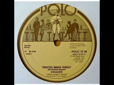 Chazer - Practice makes perfect 1983