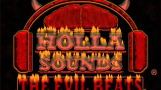 HOLLA SOUNDS THE EVEL BEATS - Warning (S.Darts)