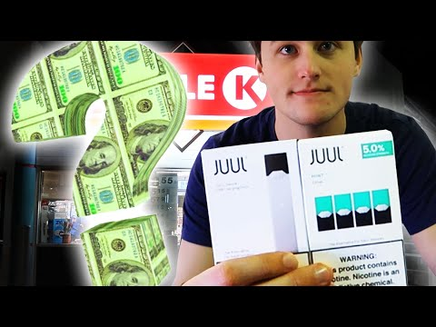 How Much Does A Juul Cost