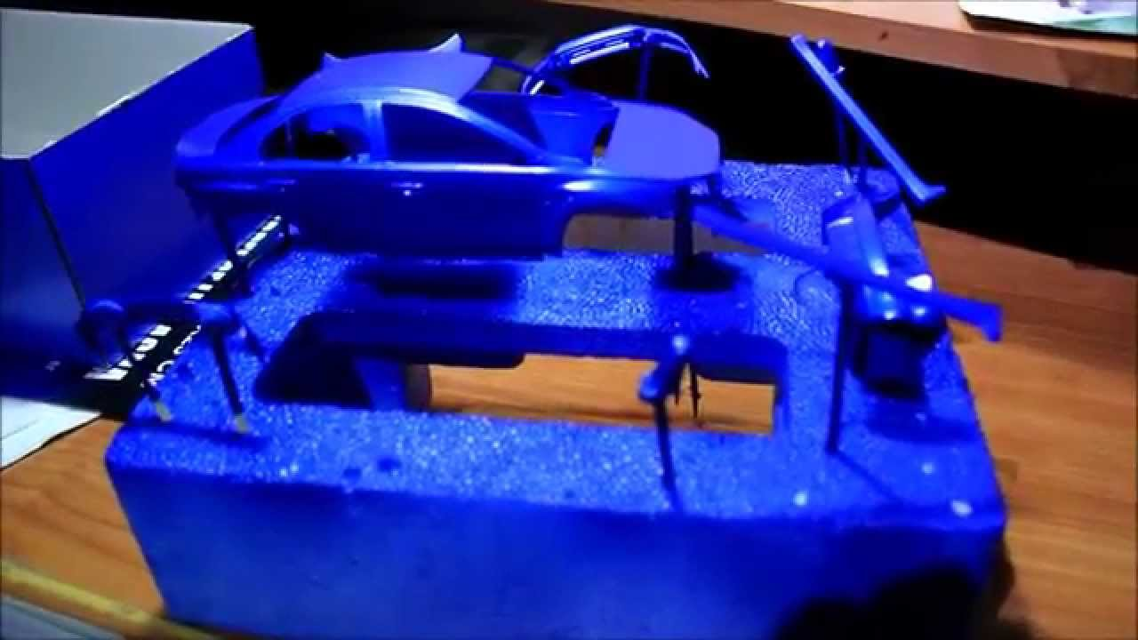 Pintura Tamiya TS50 en Mitsubishi Lancer Evo X  YouTube