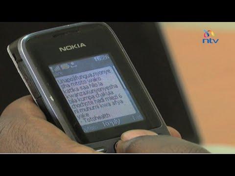 Innovative mobile technology improving maternal healthcare in Kenya