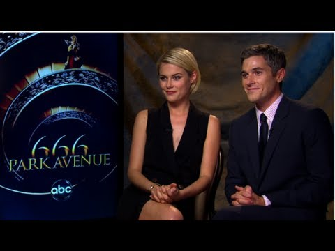 Dave Annable and Rachael Taylor Say 666 Park Avenue Is Psychologically Scary