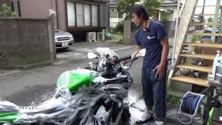 おいしそう!スーパーフォームガン「3980円」洗車方法 thumbnail