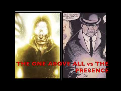 The One Above All vs The Presence Battle #45