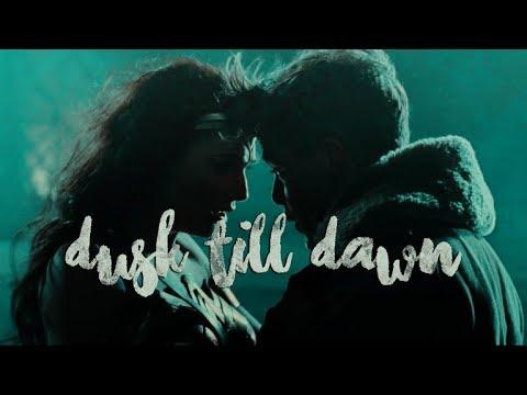 Diana Prince & Steve Trevor || Dusk till dawn