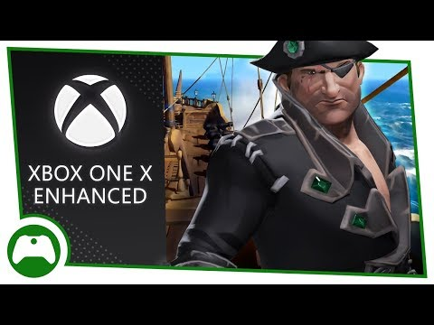 7 NEW enhanced games to show you the power of Xbox One X