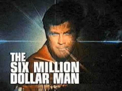The Six Million Dollar Man intro theme