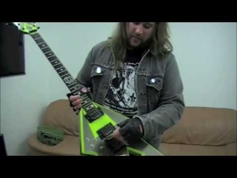 MUNICIPAL WASTE - Guitar Scars with Ryan Waste (OFFICIAL BEHIND THE SCENES)