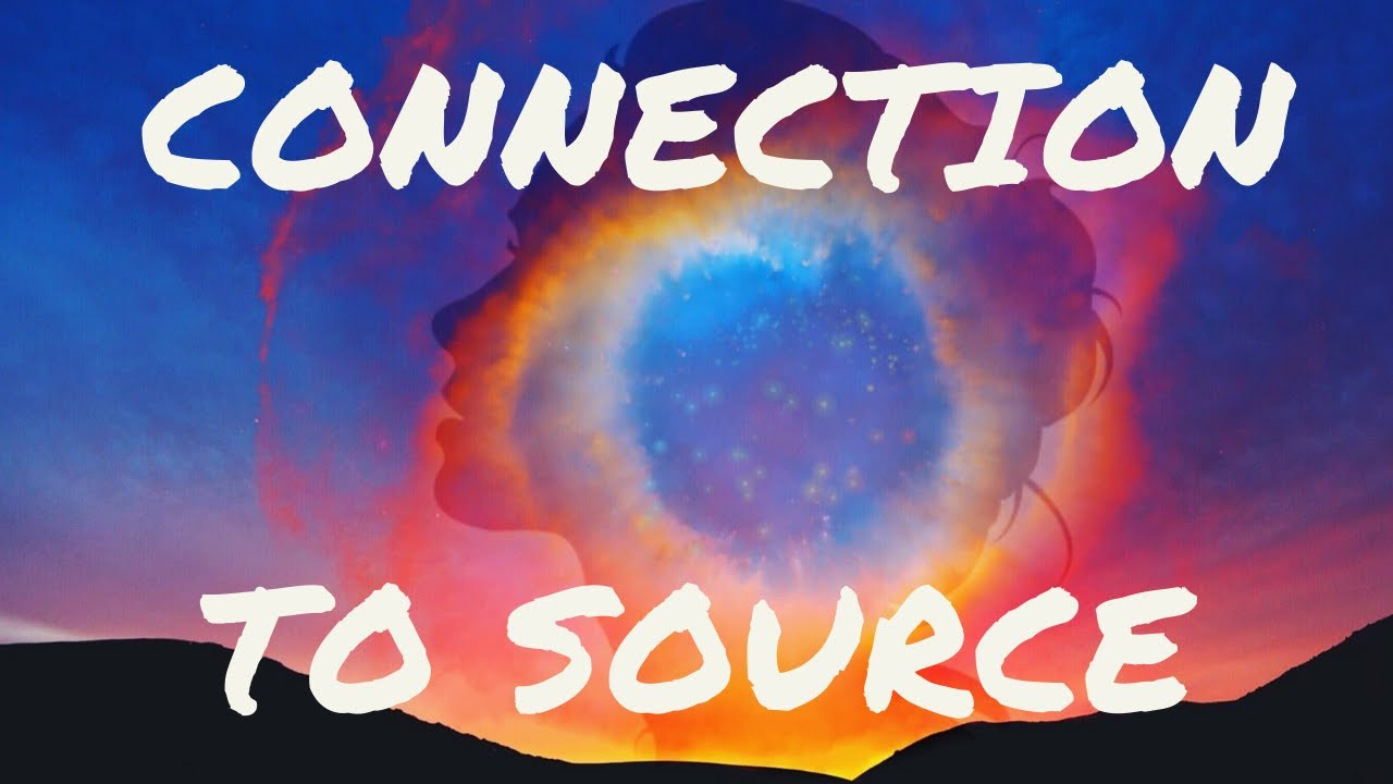 Connection to Source | Guided Meditation | Divine Transmission