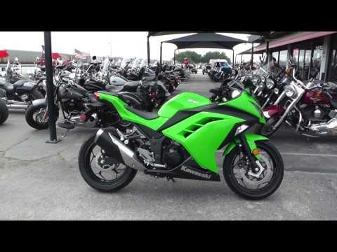 A21235 - 2015 Kawasaki Ninja 300 ABS   EX300B - Used motorcycles for sale