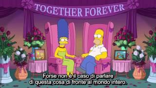 I Simpson non si separeranno - Together Forever Sub Ita
