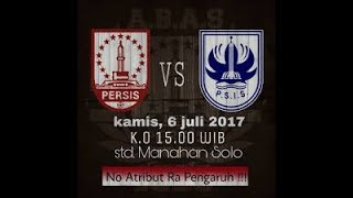 Video Gol Pertandingan Persis Solo vs PSIS Semarang