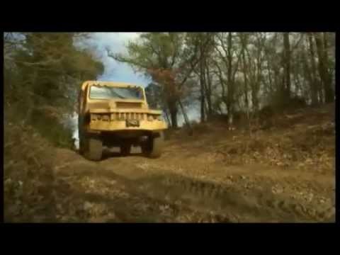 VLRA TDN-TDE all-terrain 4x4 light multirole tactical vehicle Acmat French defence industry