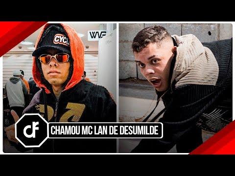 MC QUE FOI ''HUMILHADO'' PELO MC LAN RESPONDE ELE