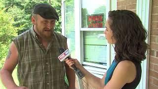 Good Samaritan rushes to help deputy who had been shot