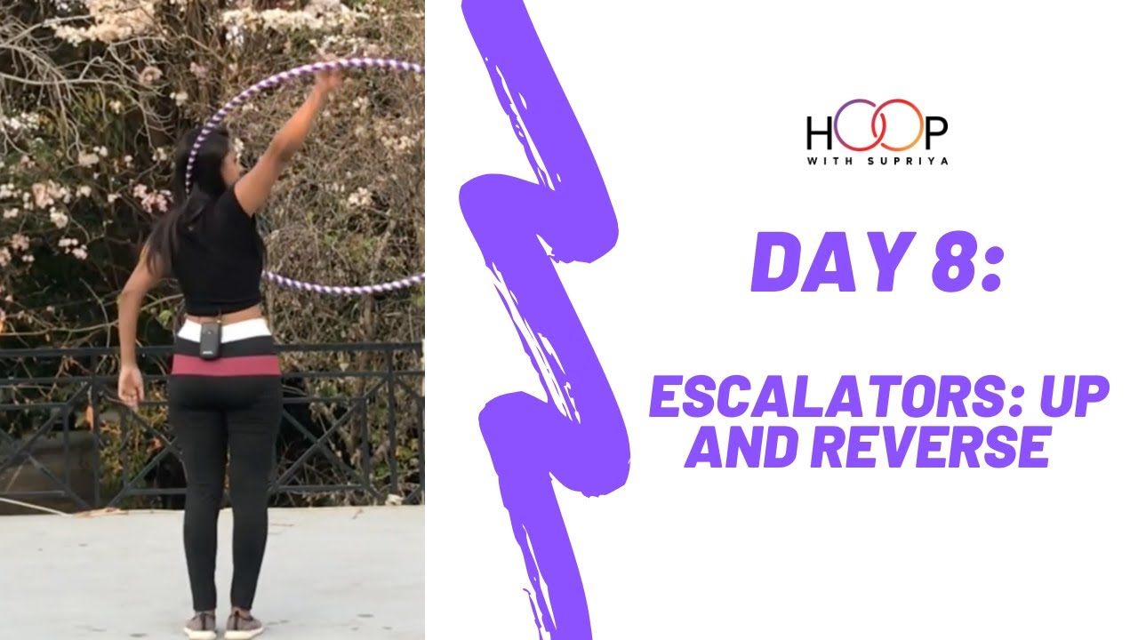 Download Day 8: Escalators- Straight up and Reverse