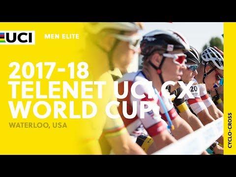 2017/18 Telenet UCI Cyclo-cross World Cup - Waterloo (USA) / Men Elite