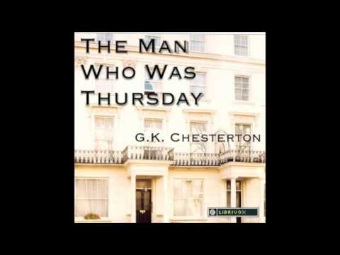 The Man Who Was Thursday (FULL Audiobook)