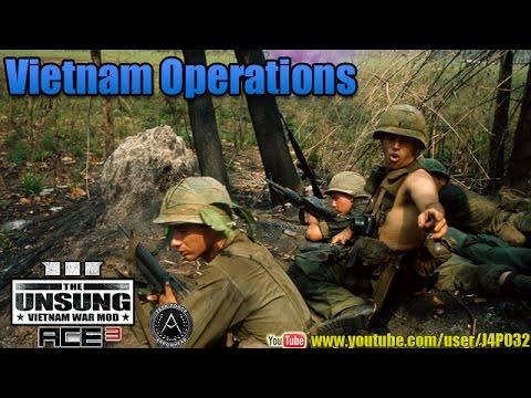 [ARMA3]Vietnam Operations - Unsung