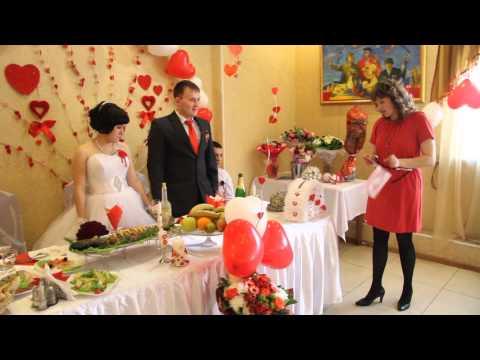 Свадебное поздравление от тети