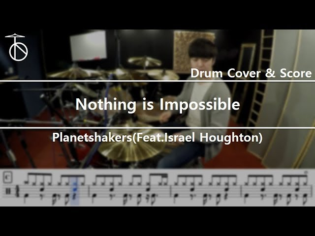 [Nothing is Impossible] Planetshakers - ??(??,??,????,drum cover,??):At The Drum
