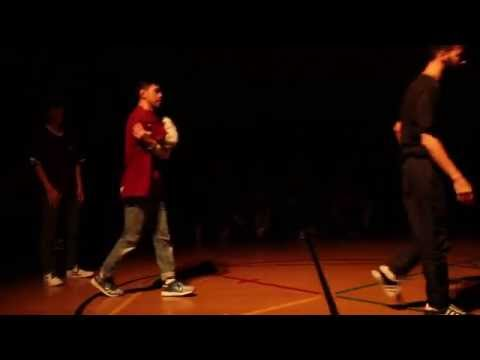  Middle Beast Crew vs Be The Guam  Top 16 - Battle Tested 5