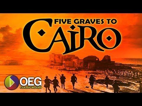 Five Grave To Cairo 1943 Trailer