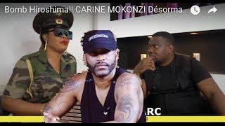 Bomb Hiroshima!! CARINE MOKONZI Desormais avec THE KING FALLY IPUPA, Apesi Ba Chronifuati ...