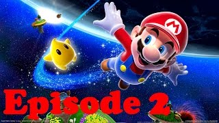 [Let's Play] Super Mario Galaxy Episode 2: Mario Nettoie La Reine Des Abeilles