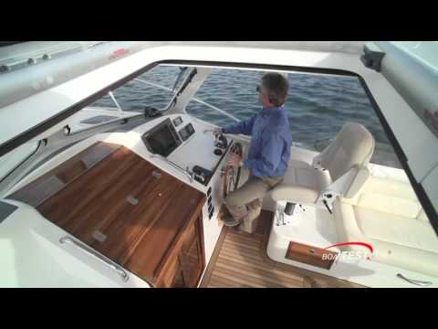 Full Performance Test of the MJM Yachts 36z