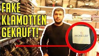 Ich habe FAKE KLAMOTTEN gekauft... | Istanbul v3