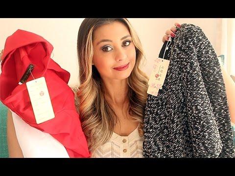 Comprinhas No Dresslink (roupas Para O Outono/inverno) / Luiza Gomes
