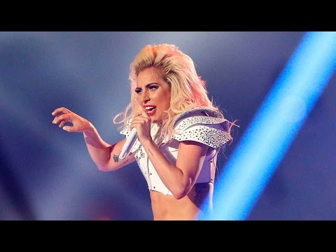 Lady Gaga's Super Bowl Halftime Show: 6 Moments That Totally Blew Us Away