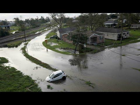 """Download Aux États-Unis, la Louisiane constate les dégâts """"catastrophiques"""" de l'ouragan Ida"""