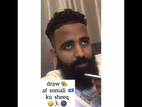 Draw af somali thumbnail