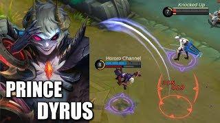 NEW HERO DYRUS FIRST GAMEPLAY